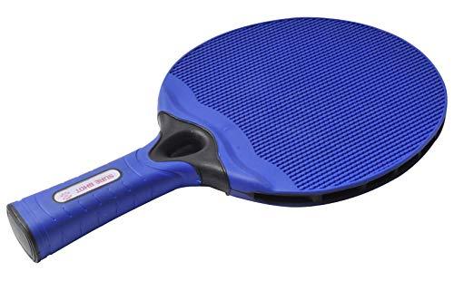 Sure Shot Matthew Syed - Raqueta de Tenis de Mesa para Exteriores, Talla única, Color Azul