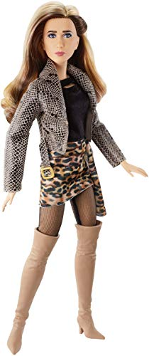 Mattel Wonder Woman 1984 Cheetah Doll (~11.5-inch) Wearing Fashion and Accessories, for 6 Year Olds and Up