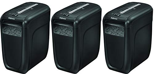 Why Choose Fellowes Powershred 60Cs 10-Sheet Cross-Cut Paper and Credit Card Shredder with SafeSense...
