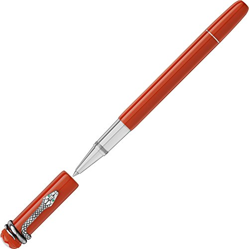 Montblanc / Heritage Collection / penna roller Rouge et Noir Special Edition Coral