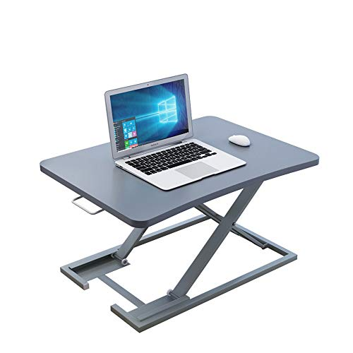 DQM Mesa elevadora de Escritorio para computadora portátil de pie,...