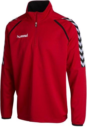 Hummel Sweatjacke Stay Authentic rot 2XL