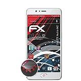 atFolix Schutzfolie kompatibel mit ZTE Nubia M2 Folie, entspiegelnde & Flexible FX Bildschirmschutzfolie (3X)
