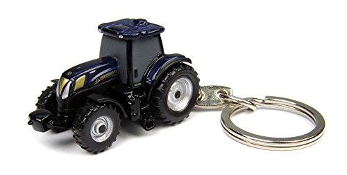 New Holland T6.160 Golden Jubilee Traktor Schlüsselanhänger
