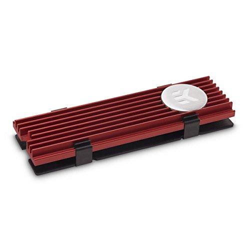 EKWB EK-M.2 NVMe Heatsink, Red