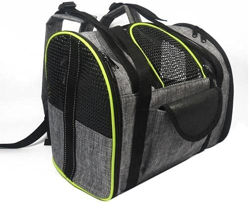 Pet Carrier Backpack Super intense SALE 50% Dropshipping Foldable Under blast sales and Com Portable