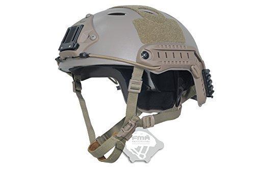 H World Shopping FMA - Casco de protección rápida ajustable para airsoft, paintball de Airsoft (M/L)