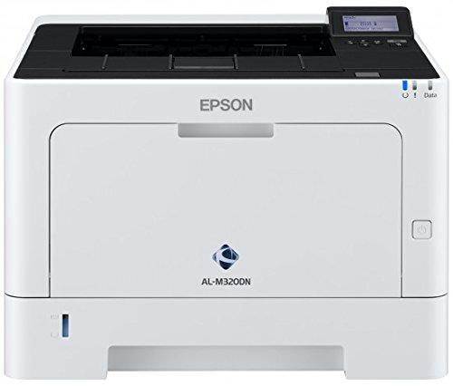 Epson Workforce AL-M320DN 1200 x 1200 dpi A4 - Impresora láser (Laser, 1200 x 1200 dpi, A4, 350 Hojas, 40 ppm, Impresión dúplex)