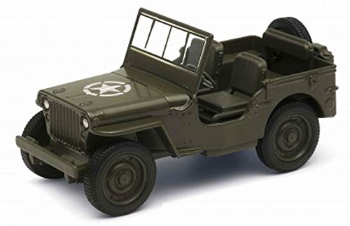 Welly Jeep Willys MB 1941 Military Modellauto