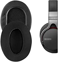Geekria Sport Cooling Gel Ear Pads for Sony MDR-1ABT, MDR-1RBT, MDR-1RNC Headphone Ear Pad/Ear Cushion/Ear Cups/Ear Cover/Earpads Repair Parts (Extra Thick/Black)