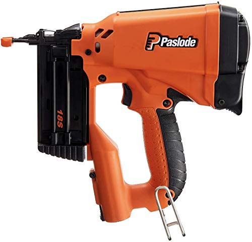 Paslode 918100 Paslode 18 Gauge Cordless Li-Ion Brad Nailer, Orange (Renewed)