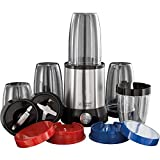 Russell Hobbs Blender Mixeur Nutriboost Compact Multifonctions 700W Inox Brossé, Préparations...