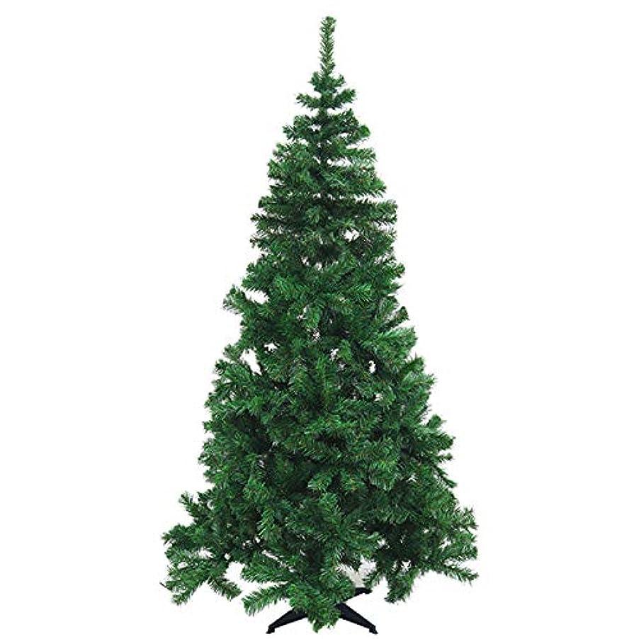 広い確かめる天文学クリスマスツリー 150cm スリム デコレーションツリー
