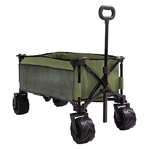 Patio Guarder Folding Wagon Cart
