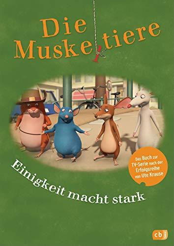 Muskeltiere - Vorlesebuch zur Serie #1 (Die Muskeltiere-Serienbücher-Reihe, Band 1)