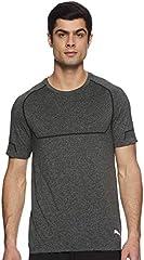 PUMA Energy Seamless tee Camiseta, Hombre