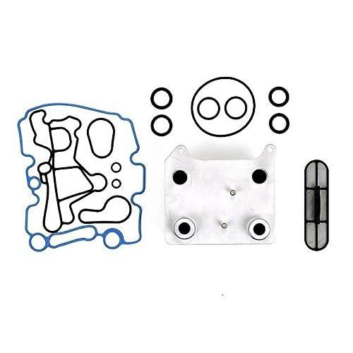 Sinister Diesel Oil Cooler Kit for Ford Powerstroke 6.0L (FD-OC-6.0