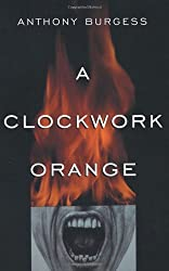 "Cover of ""A Clockwork Orange."""