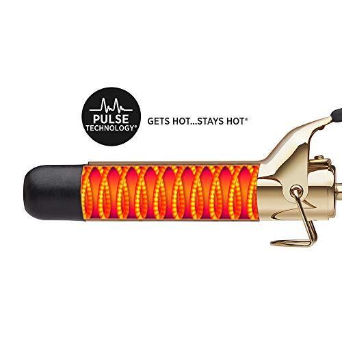 Hot Tools Professional Mega 1.25 Inch Curling Iron with Multi-Heat Control Model No. 1110