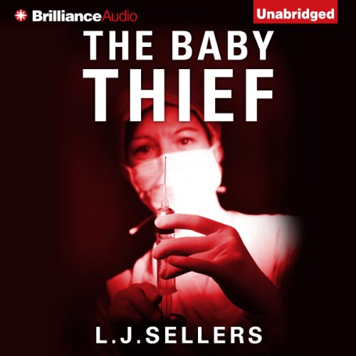 The Baby Thief audiobook cover art