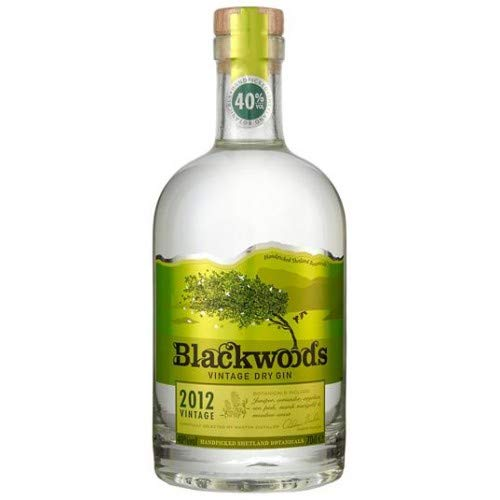 Photo of Blackwoods Vintage Dry Gin 70cl 70cl x 6