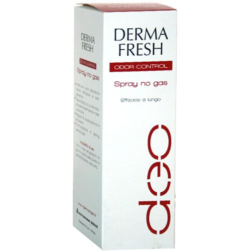 Dermafresh Odor Control Spray sans gaz 100 ml