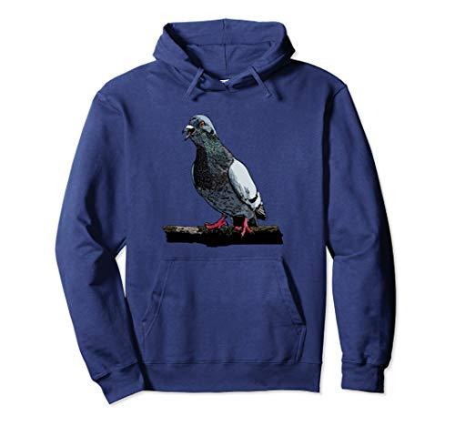 Taube Füttern Brieftauben Vogel Taubenzüchter Pullover Hoodie