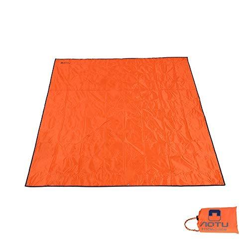 Rayami 215*215cm Lonas impermeables Almohadilla de picnic