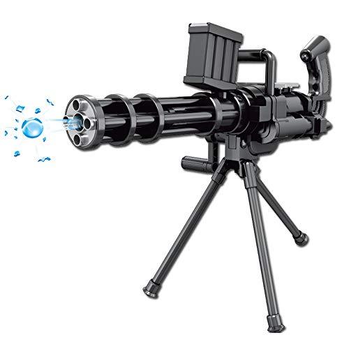 Water Gunner Wasserpistole Langdistanz, Gatlin nicht elektrische Softbombe Spielzeugpistole, Outdoor Beach Garden Spielzeug, geeignet für Kinder und Erwachsene (15,7 Zoll)