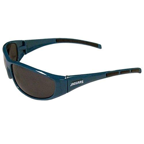 Siskiyou Gifts Co, Inc. Jacksonville Jaguars Wrap Sonnenbrille