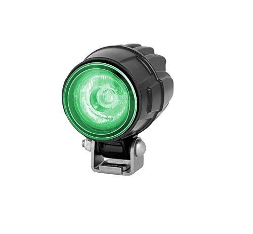 Hella 1G0 995 050-071 Arbeitsscheinwerfer - M50 - LED - 12V/24V - geschraubt - hängend/stehend - Spotausleuchtung - Deutsch