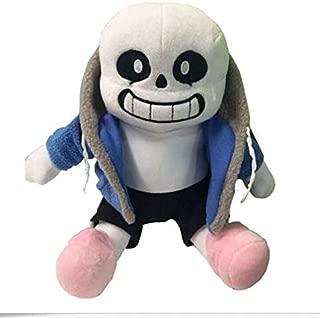VANVENE Pillow Undertale Sans Plush Stuffed Doll 12