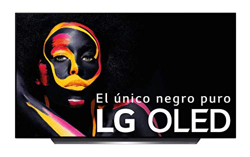 "LG OLED65CX-ALEXA - Smart TV 4K OLED 164 cm (65"") con Inteligencia Artificial, Procesador Inteligente α9 Gen3, Deep Learning, 100% HDR, Dolby Vision/Atmos, HDMI 2.1"