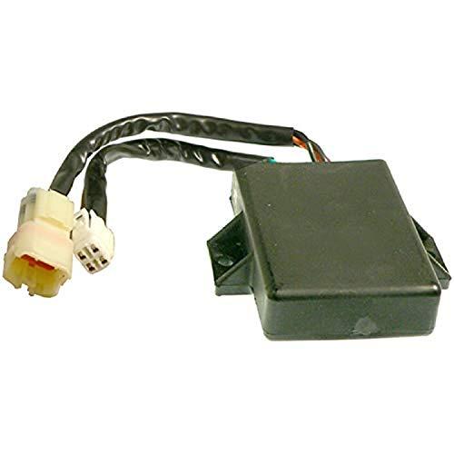 DB Electrical IYA6021 Cdi Module Compatible With/Replacement For Yamaha ATV 350 Banshee YFZ350 1997 1998 1999 2000 2001 2002 2003 2004 2005 2006 2007 2008 Monocurve ESP1557-01 49-5293