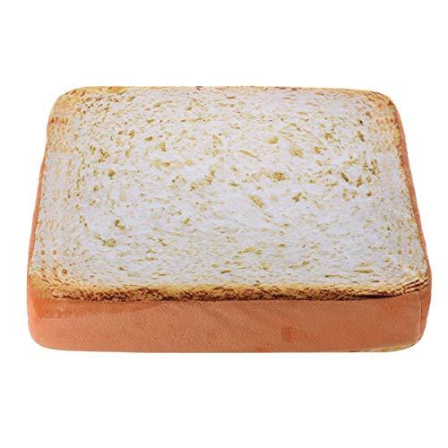 Creatieve Pet Mat Zachte Warm Matrasmatras Pad Kussen Toast Brood Vorm Huisdier benodigdheden