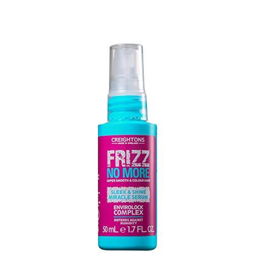 Frizz No More Sleek & Shine - Sérum milagroso para el pelo, 50 ml