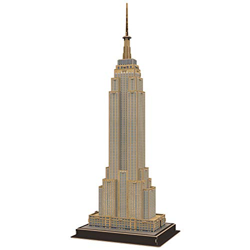 Cubic Fun- Empire State Building 3D Puzzle 54 Teile (771C246)