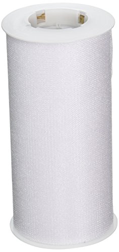 Tulle Spool of 25-Yard, White