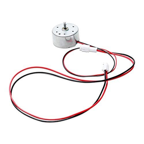 ZRNG Motor LiDAR Ajuste para Neato D2 D3 D4 D5 D6 Sweeper Cleaner Head Motor Cleader Piezas de aspiradora La instalación es Simple y fácil de Usar. (Color : 1PC)