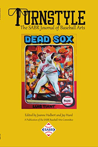 Turnstyle: The SABR Journal of Baseball Arts: Issue No. 2 (2020) (English Edition)