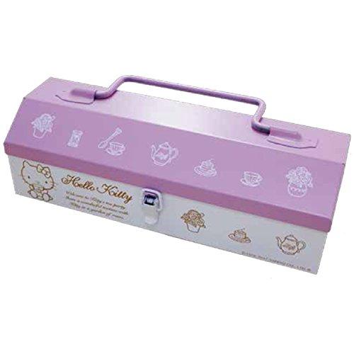 サンリオ ツールボックス 工具箱 ハローキティ TB-KT ペンケース 文房具 筆記用具