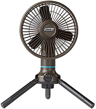 Coleman? Onesource Multi-Speed Portable Fan & Rechargeable Battery