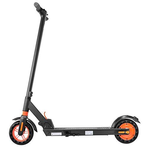 Phaewo Kukuoo Kirin S1 - Patinete eléctrico, motor de 350 W, máx. 25 km/h, 3 modos de velocidad, patinete plegable para adultos y jóvenes