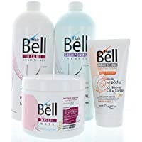 Hairbell Champú+Acondicionador+Máscara+Haircream pro como Hair Jazz / Pelo Plus