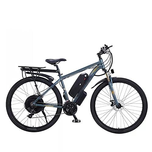 XILANPU Bicicleta Eléctrica, Aleación De Aluminio De 29 Pulgadas, Batería De Litio...