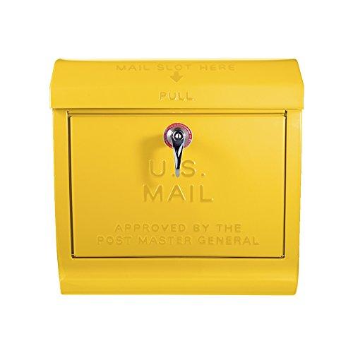 ART WORK STUDIO U.S. Mail box (ユーエスメールボックス) TK-2075 イエロー