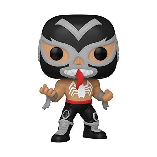 Funko POP Marvel: Luchadores-Venom Giocatollo, Multicolore, 53869