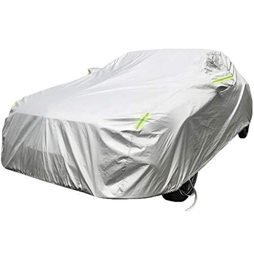 Car-Cover Kompatibel mit Bentley MULSANNE Wasserdicht Full Coverage Außen Car Cover Mobil Garage Schnee-Schutz Kratzschutz Winddicht Allwetterauto Regenschirm-Abdeckung (Color : Black(Plus Velvet))
