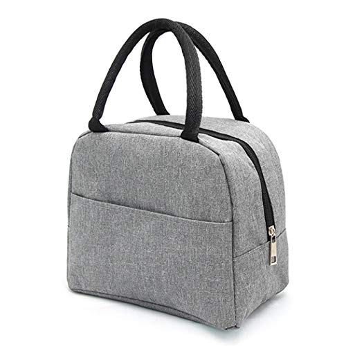 Edited Creative Thickening Insulation Lunch Bag Thermal Bento Handbag Lunch Bags