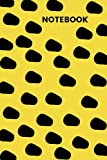 Notebook: Leopard Print CANTICA Composition Notebook - College Ruled 100 Pages - Cute 6 x 9 Paperback – September 9, 2019 *VE-11*